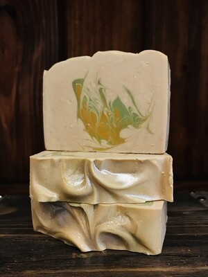 Ginger Lime -Bar Soap