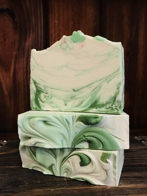 Green Tea & Cucumber -Bar Soap