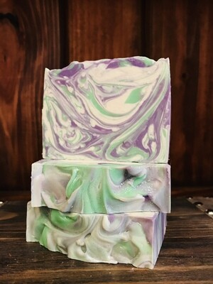 Green Fig -Bar Soap