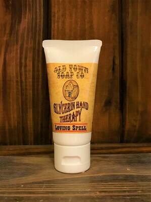 Loving Spell -2 oz Tube Hand Therapy