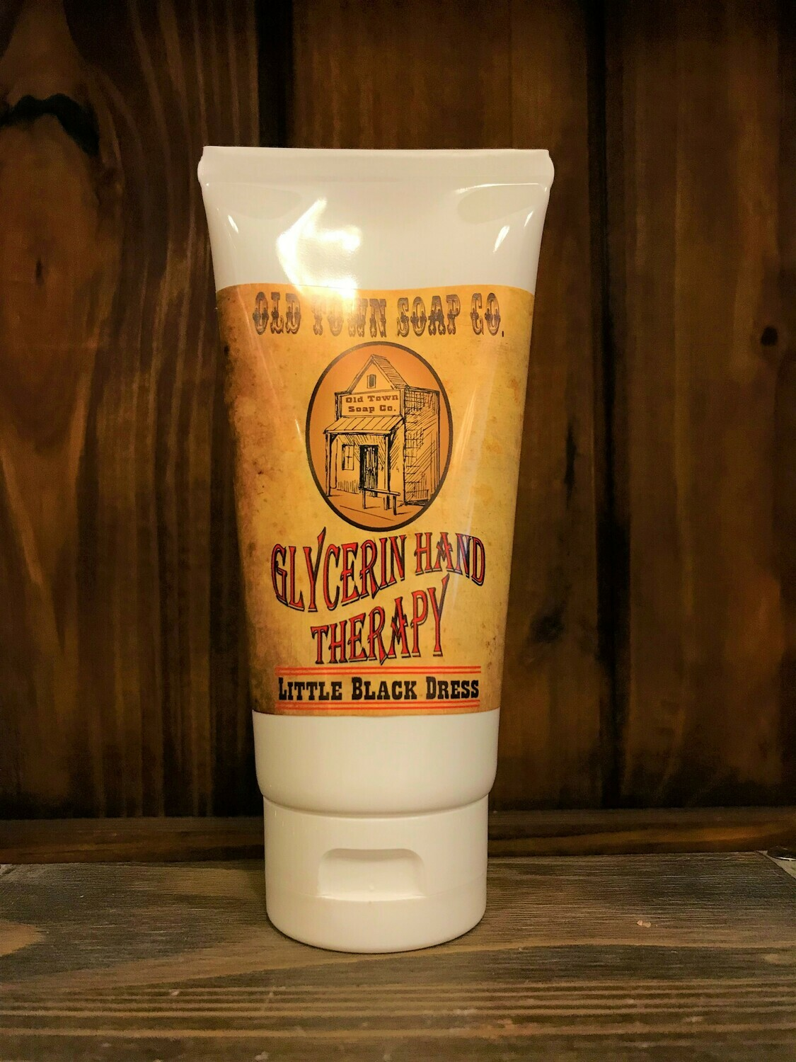 Little Black Dress -6oz Tube Hand Therapy