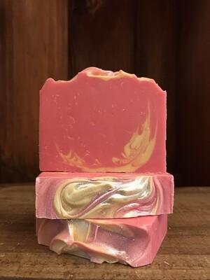 Raspberry Lemonade -Bar Soap