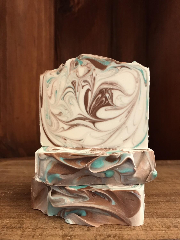 Sandalwood & Sage -Bar Soap