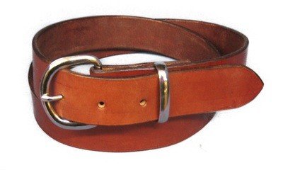 Leather Belts Plain