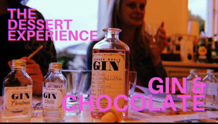 Gin & Chocolate Tasting- 24th August at 605 in Morningside, from 2 pm. 00002