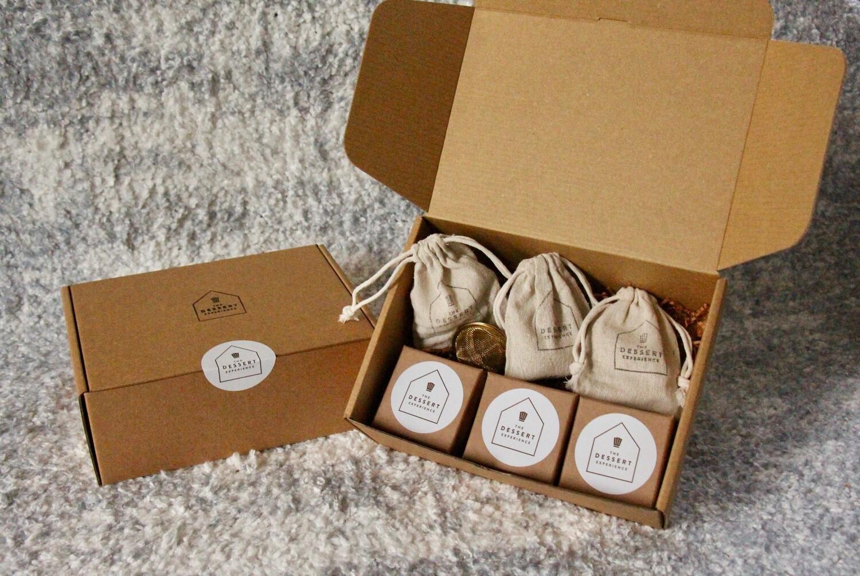 Chocolate & Tea Experience gift box