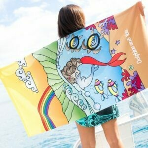 Holly K. Dolphin Shammy Towel