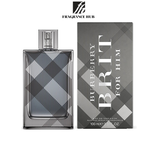 [Original] Burberry Brit EDT Men 100ml