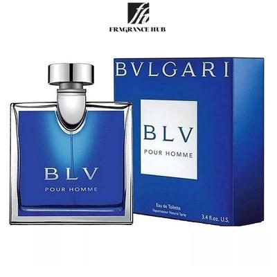 [Original] Bvlgari BLV Pour Homme EDT Men 100ml