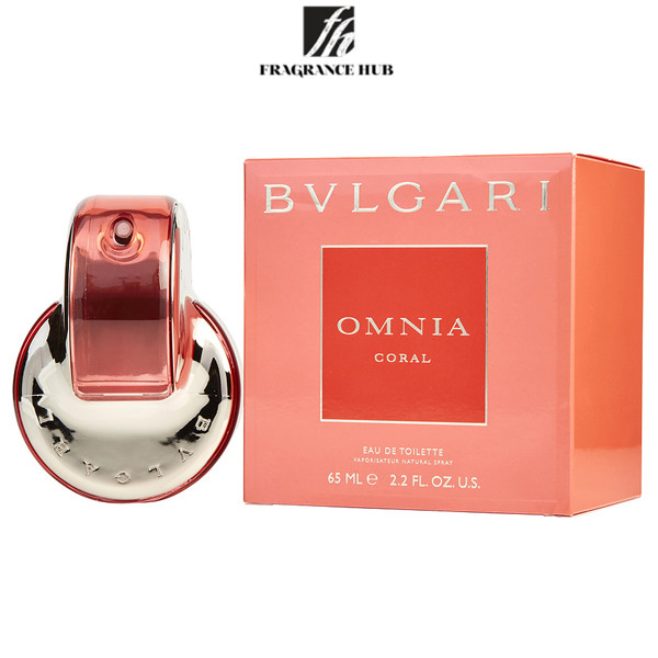 [Original] Bvlgari Omnia Coral EDT Lady 65ml