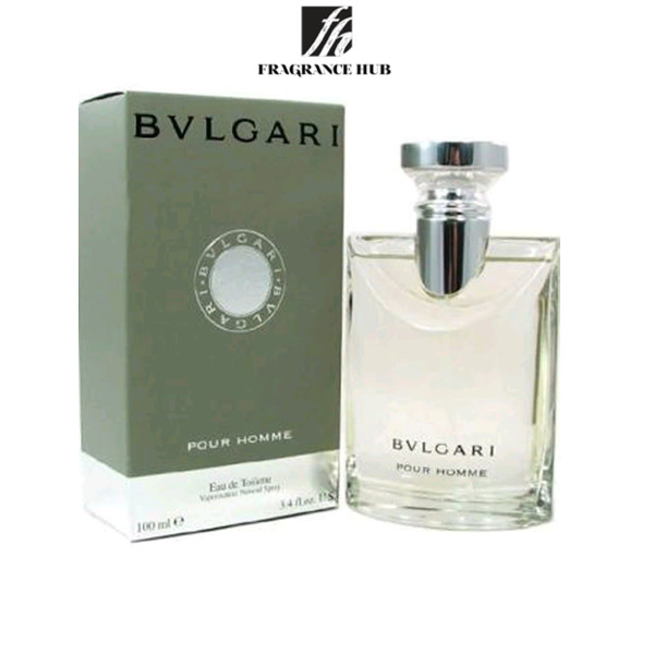 [Original] Bvlgari Pour Homme EDT Men 100ml