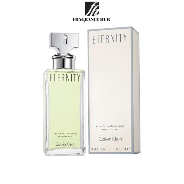 [Original] Calvin Klein cK Eternity EDP Lady 100ml