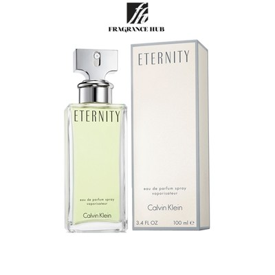 [Original] Calvin Klein cK Eternity EDP Lady 100ml