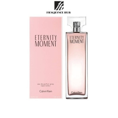 [Original] Calvin Klein cK Eternity Moment EDP Lady 100ml