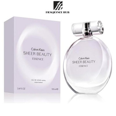 [Original] Calvin Klein cK Sheer Beauty Essence EDP Lady 100ml