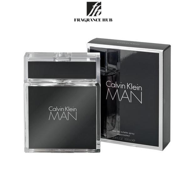 [Original] Calvin Klein cK MAN EDT (100ml)