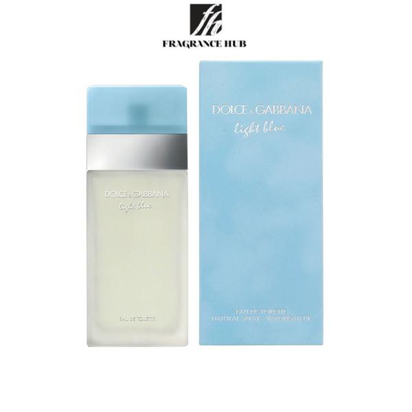 [Original] Dolce & Gabbana Light Blue EDT Lady 100ml
