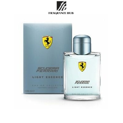[Original] Ferrari Light Essence EDT Men 125ml