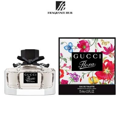 [Original] Gucci Flora EDT Lady 75ml