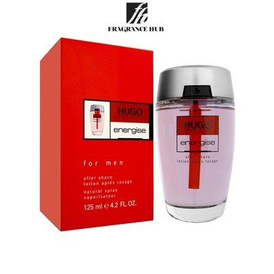 [Original] Hugo Boss Energise EDT Men 125ml