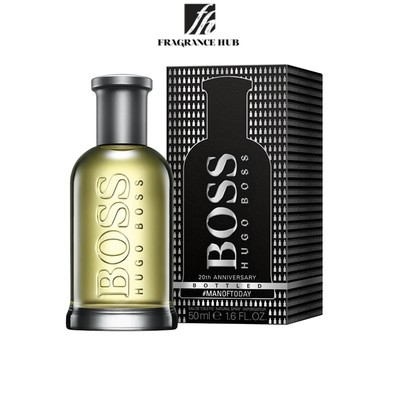 [Original] Hugo Boss #20 Man of Today EDT Man 100ml **New 2018 Launched