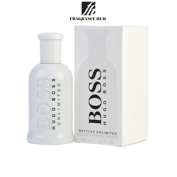 [Original] Hugo Boss Unlimited EDT Men 100ml