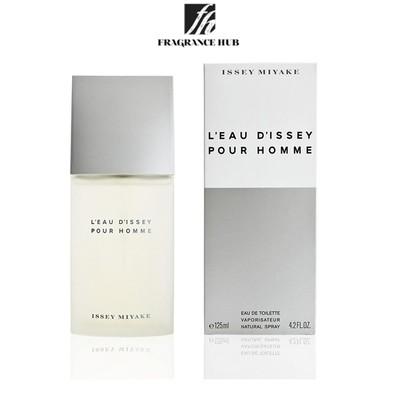 [Original] Issey Miyake Pour Homme EDT Men 125ml