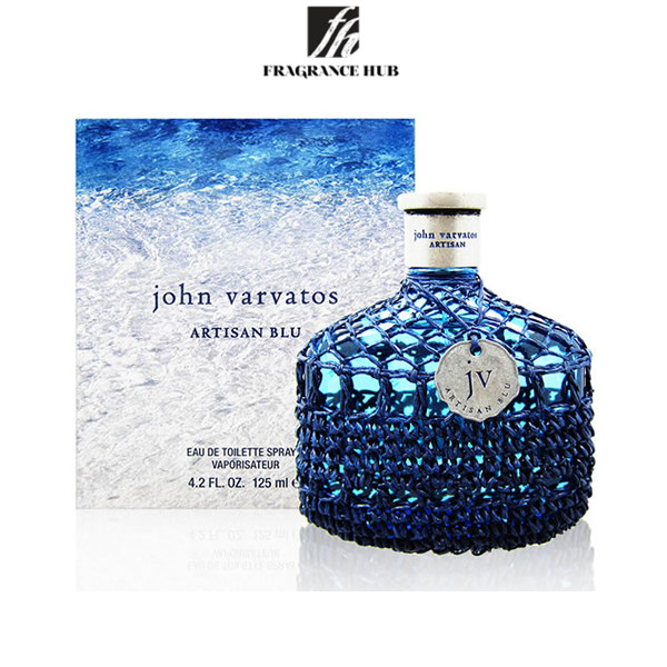 [Original] JOHN VARVATOS ARTISAN BLU EDT MEN 125ML