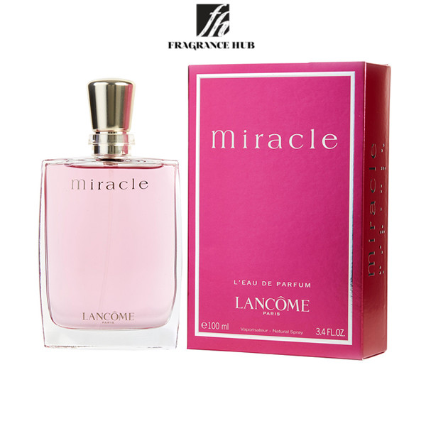 [Original] Lancome Miracle EDP Lady 100ml