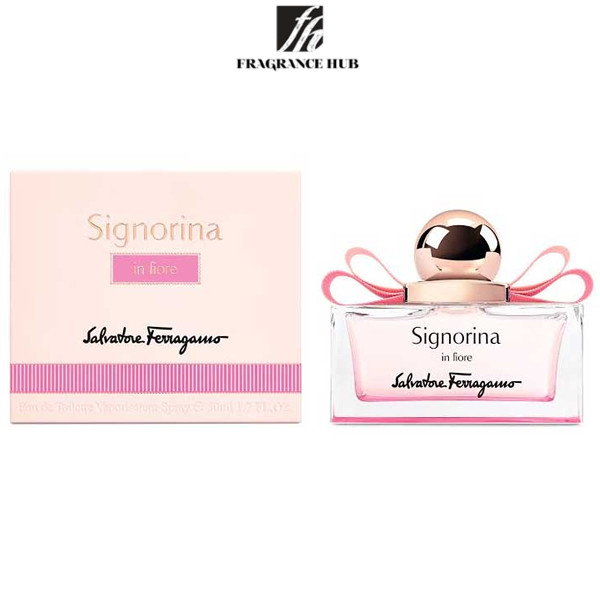 [Original] Salvatore Ferragamo Signorina In Fiore EDT Lady 100ml