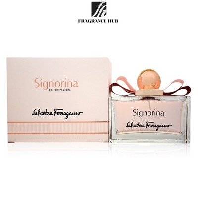 [Original Salvatore Ferragamo Signorina EDP Lady 100ml