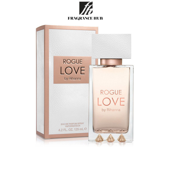 [Original] Rihanna Rogue Love Lady EDP 125ml