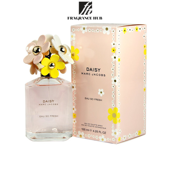 [Original] Marc Jacobs Eau So Fresh EDT Lady 125ml