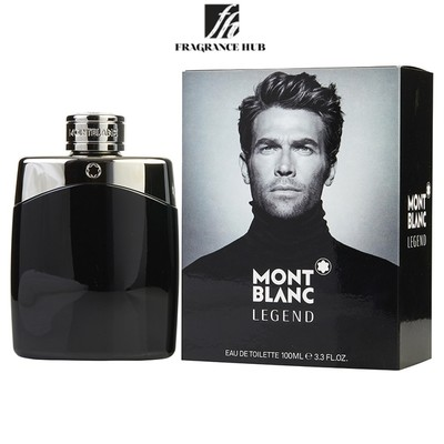 [Original] Mont Blanc Legend EDT 100ml