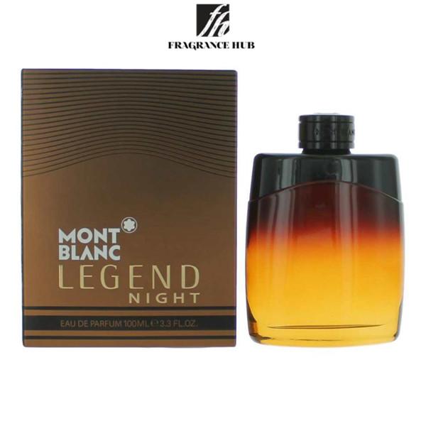 [Original] Mont Blanc Legend Night EDP Men 100ml