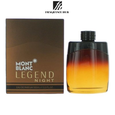 [Original] Mont Blanc Legend Night EDP Men 100ml