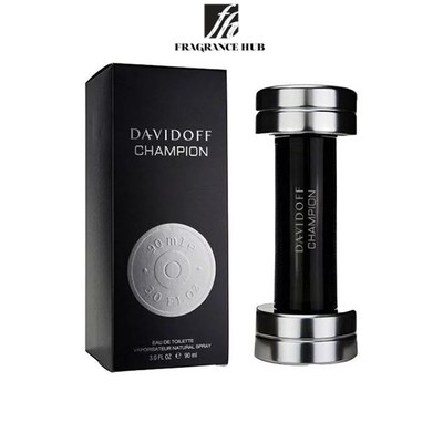 [Original] Davidoff Champion EDT Men 90ml