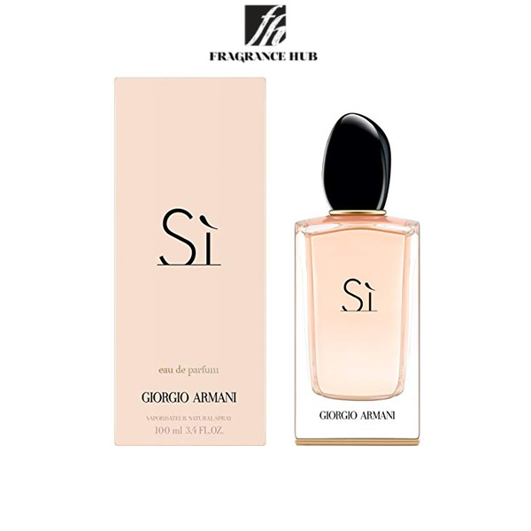 [Original] Giorgio Armani Si EDT Lady 100ml