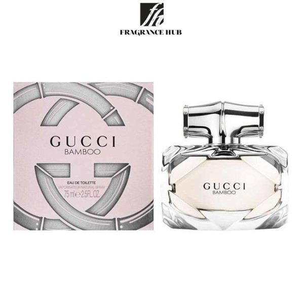 [Original] Gucci Bamboo EDT Lady 75ml