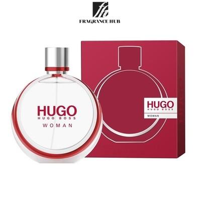 [Original] Hugo Boss Women Red Box EDP Lady 75ml