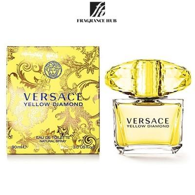[Original] Versace Yellow Diamond EDT Lady 90ml