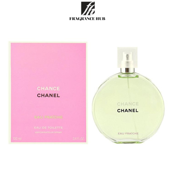 [Original] Chanel Chance Eau Fraiche EDT Lady 100ml