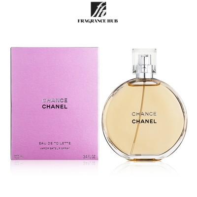 [Original] Chanel Chance EDT Lady 100ml