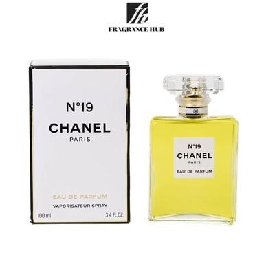 [Original] Chanel No. 19 EDP Lady 100ml
