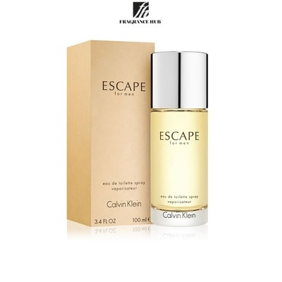 [Original] Calvin Klein cK Escape EDT Men (100ml)