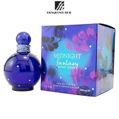 [Original] Britney Spears Fantasy Midnight EDP Women (100ml)