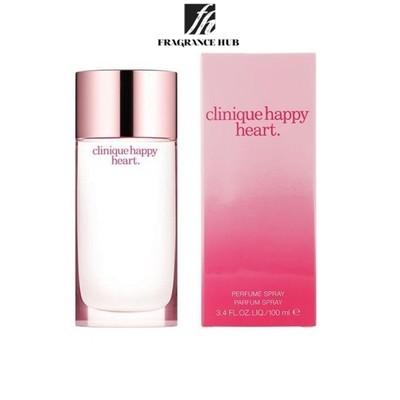 [Original] Clinique Happy Heart for Women EDP Women (100ml)