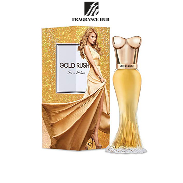 [Original] Paris Hilton Gold Rush EDP Women (100ml)