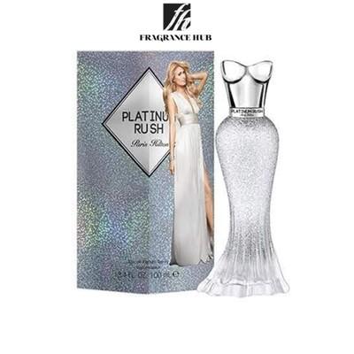 [Original] Paris Hilton Platinum Rush EDP Lady 100ml