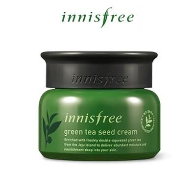 [Innisfree] Green Tea Seed Cream 50ml (Expiry in 2021/22)